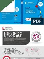 Essentra Catalogue 2019_Spanish
