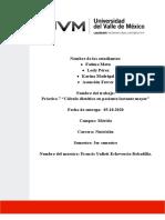 PR. 7 Planeación Dietética