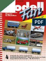 Modell Fan 1987-04