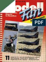 Modell Fan 1988-11