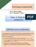 Exposé Chapitre 2- Combustion1