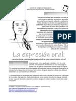 expresion oral pdf