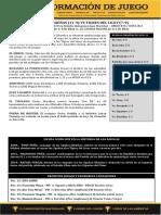 Boletín No.23 Águilas Cibaeñas - Serie Regular 2020-21