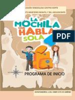 PROGRAMA INICIO MOCHILA AVCN