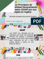GAAP - PCGA