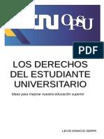 1. Los derechos del estudiante universitario