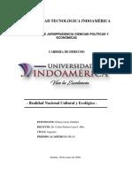 """""""Modelo Económico del Ecuador""""."""