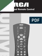 RCA System Link 6av Remote