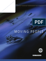 Bombardier Annual Report 2001