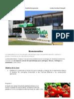 Biomat-semana1 El Nogal