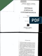 +Sistemas Juridicos Contemporaneos Sirvent+