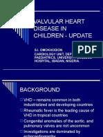 VALVULAR HEART DISEASE IN CHILDREN2