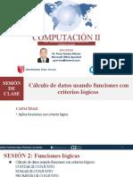 GUIA DE CLASE DE C2 - SESION 2