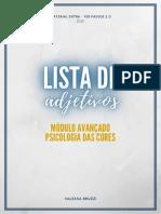 Psicologia+das+cores+Lista+de+Adjetivos