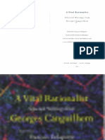 Canguilhem Vital Rationalist Selections
