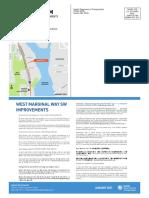 West Marginal Way Mailer