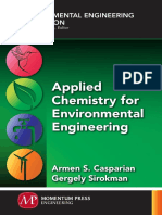Applied Chemistry for ENV