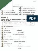 Grammar~Nouns