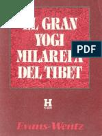 El Gran Yogui Milarepa Del Tibet