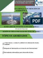 Sesión 03 - Seminario de Investigación Doctoral i