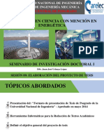 Sesión 09 - Seminario de Investigación Doctoral i