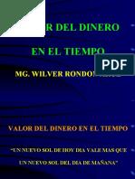 EP1 VALOR DEL DINERO EN EL TIEMPO