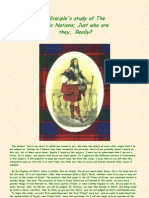 A Disciple's study of the Celtic Nations, Just who are they... Really?