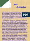 Facts on Communion