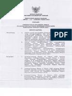 Pembentukan Kelompok Kerja KIPI Kabupaten Kapuas Tahun 2021