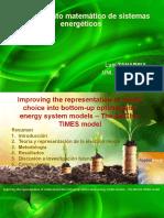 Modelamiento matemático de sistemas energeticos