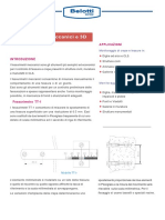 Fessurimetri Meccanici e 3D