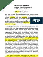 Bab II Institusi Bank Indonesia