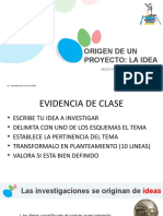 2.- SELECCIÓN DEL TEMA DE INVESTIGACIÓN