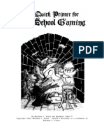 Pdf old primer school quick for gaming