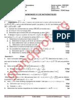 Maths TleC Seq3 Lycee Bilingue Bokito 2020 2021