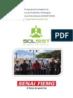 Curso Solsit - Projetista