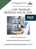 PLAN DE TRABAJO VIRTUAL_JEC-KAREN CONDEMARIN 2020