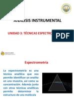 5. Técnicas Espectroscópicas