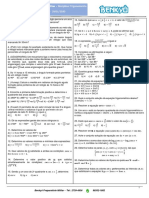 Lista 3 - Trigonometria Benkyô