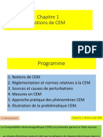 COURS 1 Notions CEM