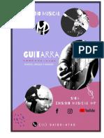 CURSO PRÁTICO DE GUITARRA I ENSINO MUSICAL MP