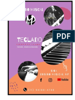 CURSO PRÁTICO DE TECLADO I ENSINO MUSICAL MP