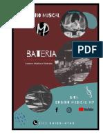 CURSO PRÁTICO DE BATERIAI ENSINO MUSICAL MP I