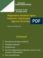 Diagnostica_Strutture Lignee Esistenti