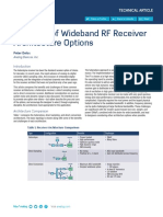 Review-of-Wideband-RF-Receiver-Architecture-Options