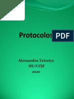 protocolos atualizados