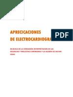 APRECICACIONES DE ELECTROCARDIOGRAFIA