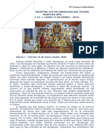 2020 01      59ª Gurupuya Simhachalam 2020 - Charlas 1 a 7
