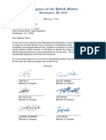 Joint Letter to Speaker Pelosi Re Rep AOCs Cruz Tweet