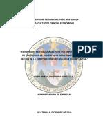ESTRATEGIAS MOTIVACIONALES EN EMPRESA SECTOR CONSTRUCCIÓN (importante)